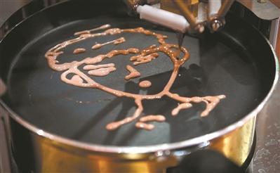 3D打印已经进入食品餐饮领域了,你想吃吗?