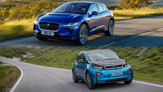 宝马和捷豹路虎将结成行业以降低电动汽车研发成本