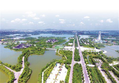 徐州贯彻新发展理念 持续推进生态文明建设