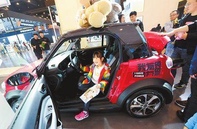 未来几年 河南新能源汽车将这样推广