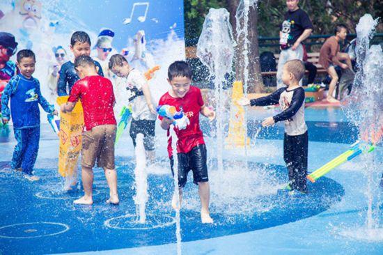 端午小长假北京欢乐谷游客接待量同比增长17%