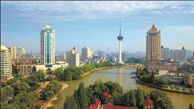 南通建滨江城市特色生态共同体 留住鸟语花香