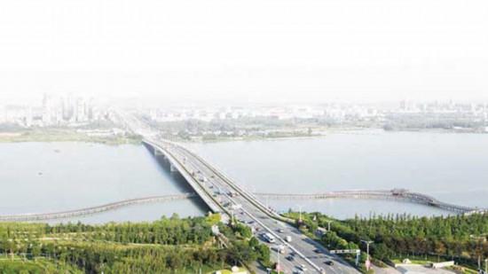 龙子湖大桥
