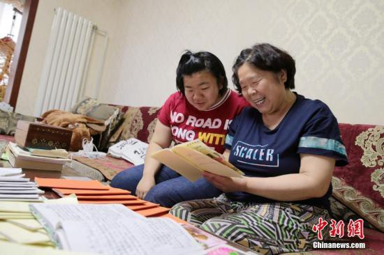 西安失聪女孩被七所高校预录取90本日记记录母女情