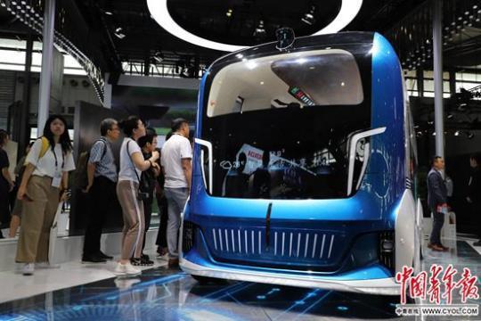 2019亚洲消费电子展 5G、无人驾驶成自主品牌新宠