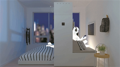 能缩能伸能隐藏 这些家具有超能力?