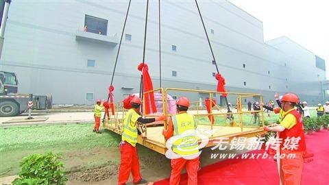 """无锡高新区集成电路产业发展彰显澎湃""""芯动力"""""""