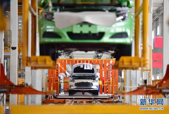 (经济)(1)中国新能源汽车产销稳步增长