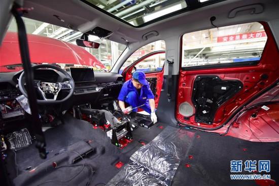 (经济)(4)中国新能源汽车产销稳步增长