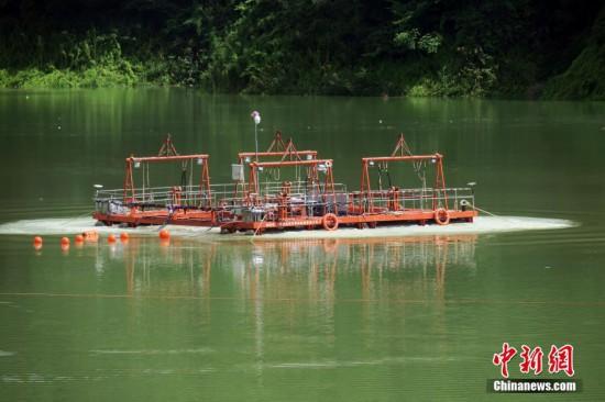 福建及台湾海峡地壳深部构造陆海联测:激发水下气枪震源系统
