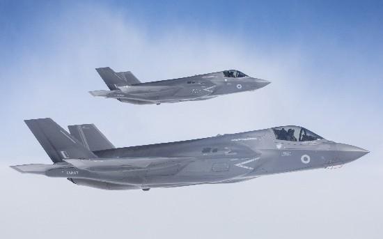 """F-35上被曝有""""中国零件""""英国军方:大惊小怪"""