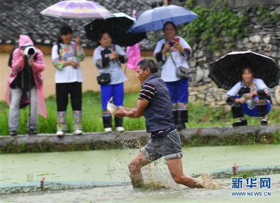 #(社会)(5)湖南湘西:农耕民俗文化节