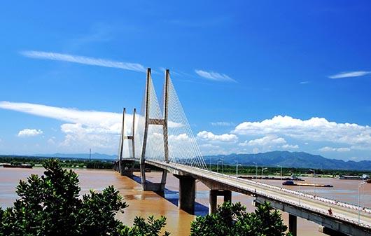 皖江第一桥