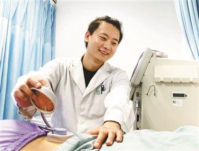 安貞醫院90后醫生四年讓近萬患者遠離疼痛