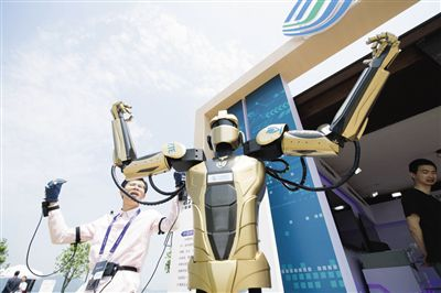 工业机器人谨防扎堆低端化