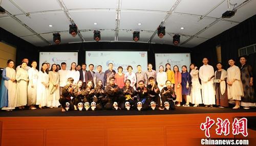 中国民俗文化走进印尼高校