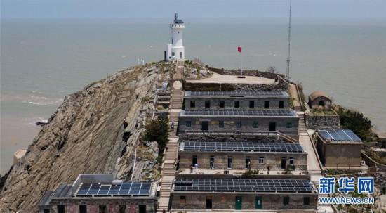 (社会)(2)江苏:智能微电网正式建成投运 开山岛将告别缺水缺电历史