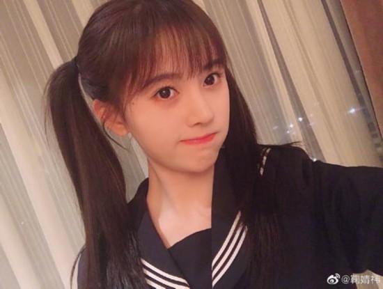 清純寫真似初戀!鞠婧祎晒學生制服照 美得太過分