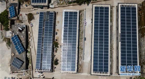 (社会)(4)江苏:智能微电网正式建成投运 开山岛将告别缺水缺电历史