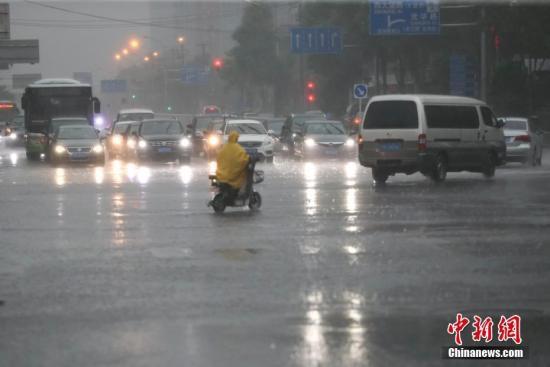 南方地區將再次出現強降雨 河北山東等地有高溫天氣