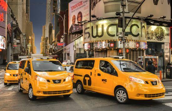 """""""自动驾驶出租车""""可能离我们不远了"""