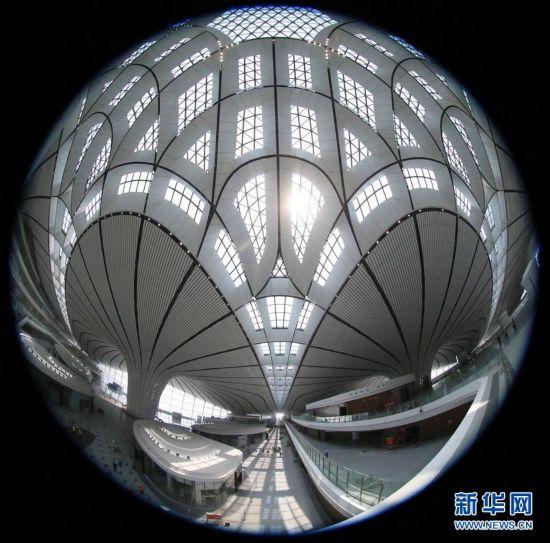 (社会)(2)北京大兴国际机场航站楼工程进入竣工倒计时