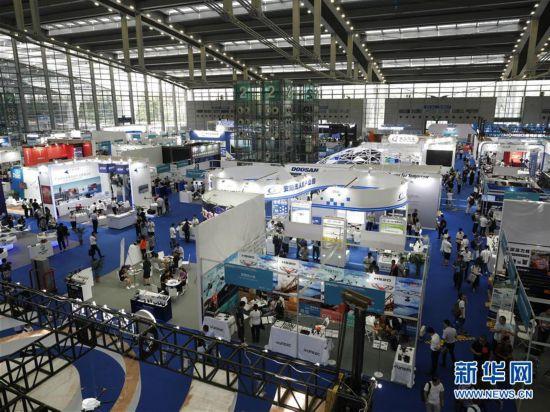 (社会)(3)2019世界无人机大会在深圳举行