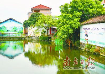 """肇慶四會:村民自願""""讓地""""支持美麗鄉村建設"""
