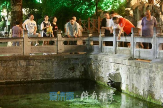 黑虎泉到底有没有停喷水务部分权威表明来了!