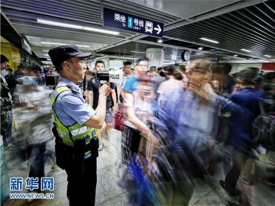 地下卫士:你所不知道的南京地铁警察