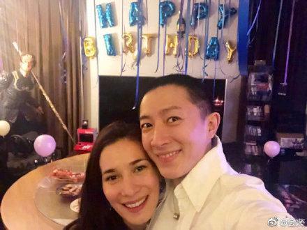 港媒曝韩庚卢靖姗在香港登记结婚