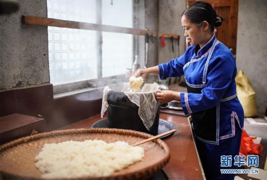 #(新华视界)(10)广西龙胜:深山苗寨油茶飘香
