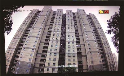 南京物业服务中心:可用维修基金装高空监控