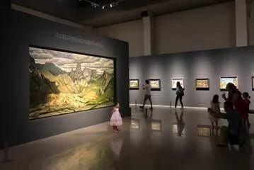 杨飞云:内蒙古大草原滋养了我的灵魂画风和性情