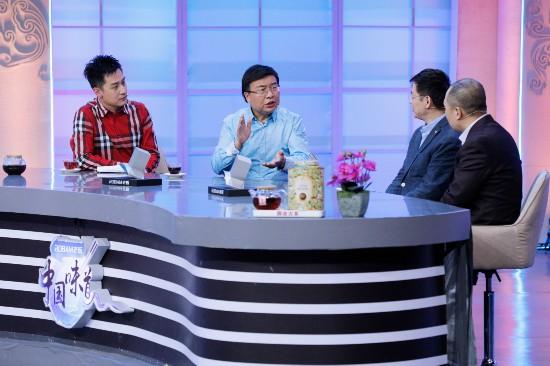 韓喬生講家庭和睦心得 《中國味道》圓滿收官
