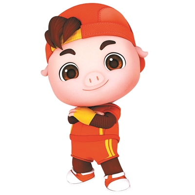 """""""猪猪侠之父""""古志斌:用原创动漫向全世界讲故事"""