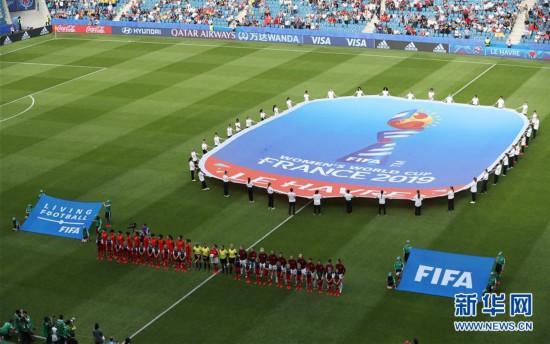 展示形象 传递友谊――中国青少年闪耀女足世界杯赛场