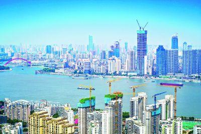 中国社会科学院发布报告 武汉城市综合竞争力跃居全国第八