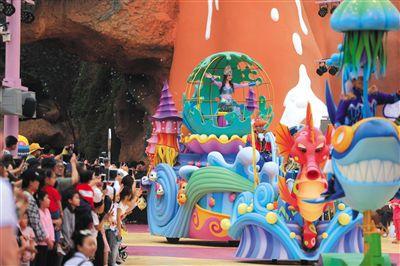 兩年一更新 北京歡樂谷追得上環球影城嗎