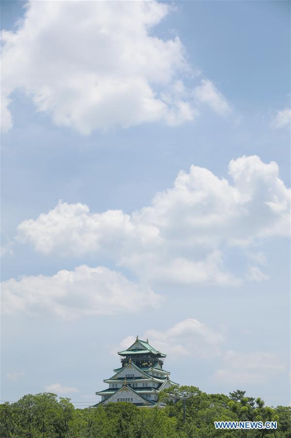 JAPAN-OSAKA-CITYSCAPES