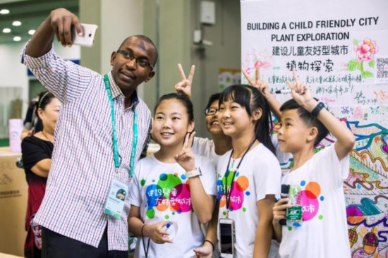 Shenzhen Sets Example as Child-Friendly City