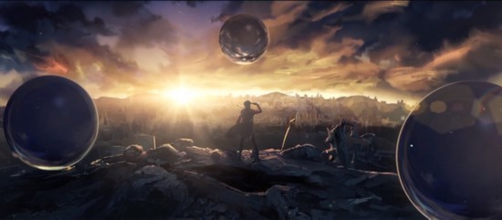 三体动画发布概念预告三体宇宙逐渐开启