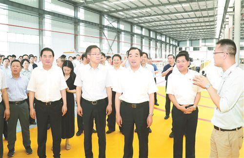 徐州不断掀起重大产业项目建设新高潮