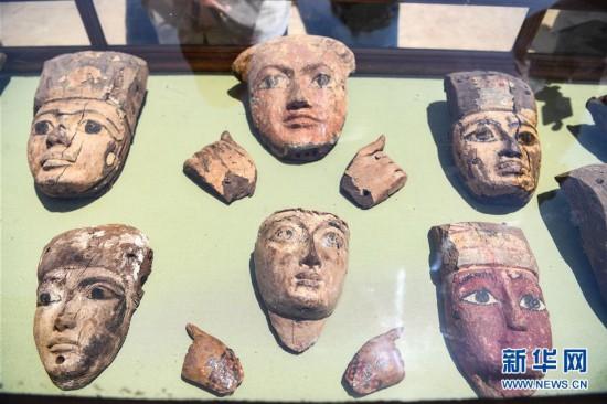 (国际)(5)埃及4000年历史的金字塔正式向游客开放