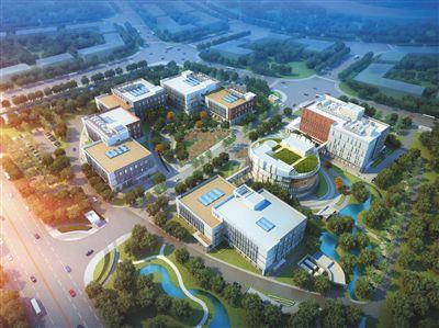 下半年懷柔科學城密集開工40個項目投資額預計198億元-鄭州網站建設