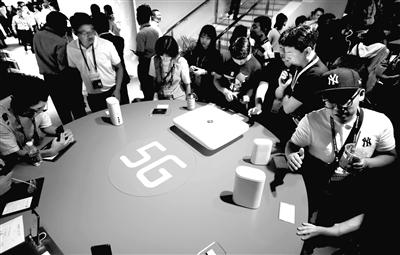 5G时代终端规模普及是关键 各方期待5G网络快速铺开