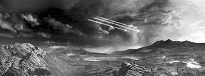 在陨石中寻找氰化物 或参与地球生命起源