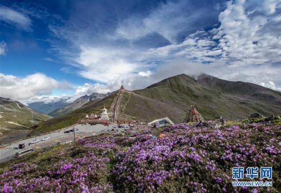 (环境)(4)垭口:川藏公路上的观景台