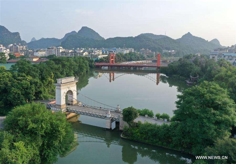 CHINA-GUANGXI-GUILIN-SCENERY(CN)