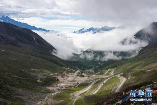 (环境)(2)垭口:川藏公路上的观景台